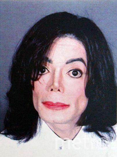 Майкл Джексон. 2003 год. Фото Getty