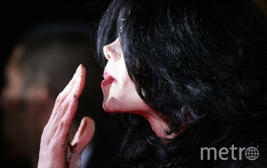 Майкл Джексон. Во время World Music Awards-2006 в Лондоне. Фото Getty