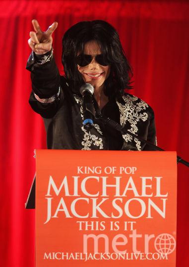 Майкл Джексон. 5 марта 2009 года в Лондоне. Фото Getty