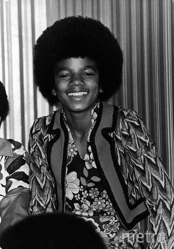 Майкл Джексон. 1972 год. Фото Getty