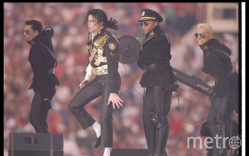 Майкл Джексон. 1993 год. Фото Getty