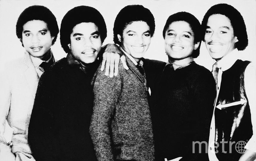 1980 год. Пятерка Джексонов. Майкл посередине. Фото Getty