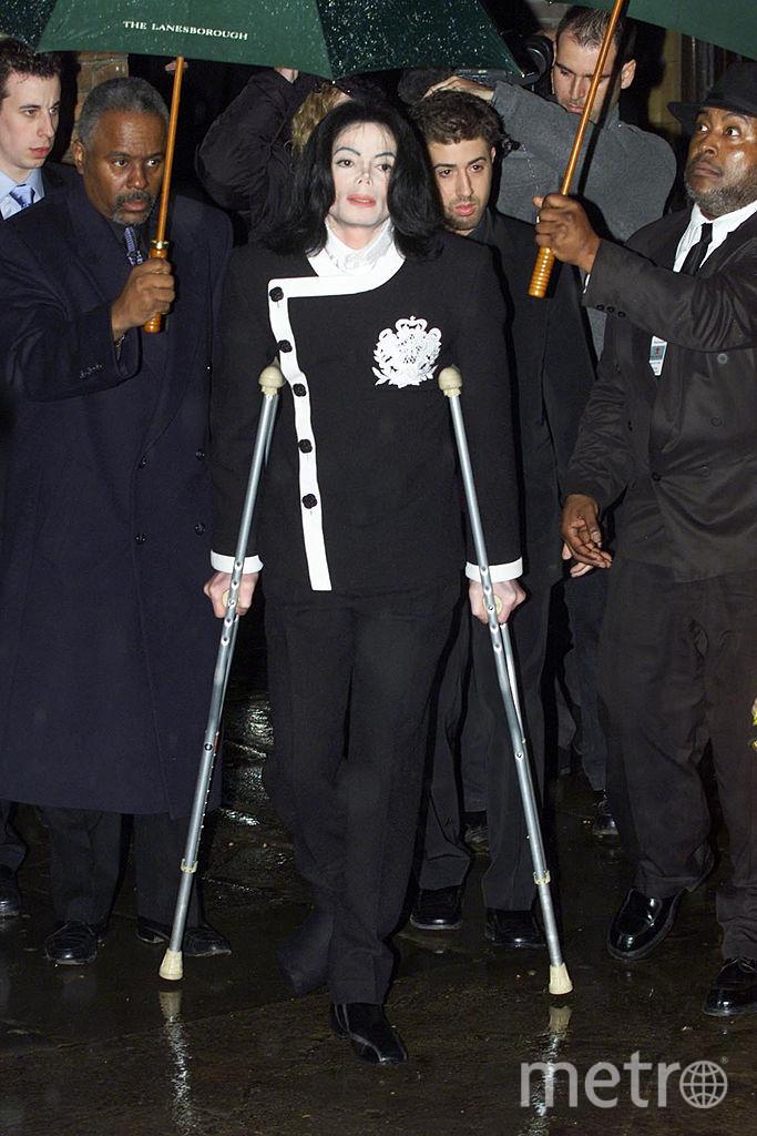 6 марта 2001 года в Оксфорде. Фото Getty