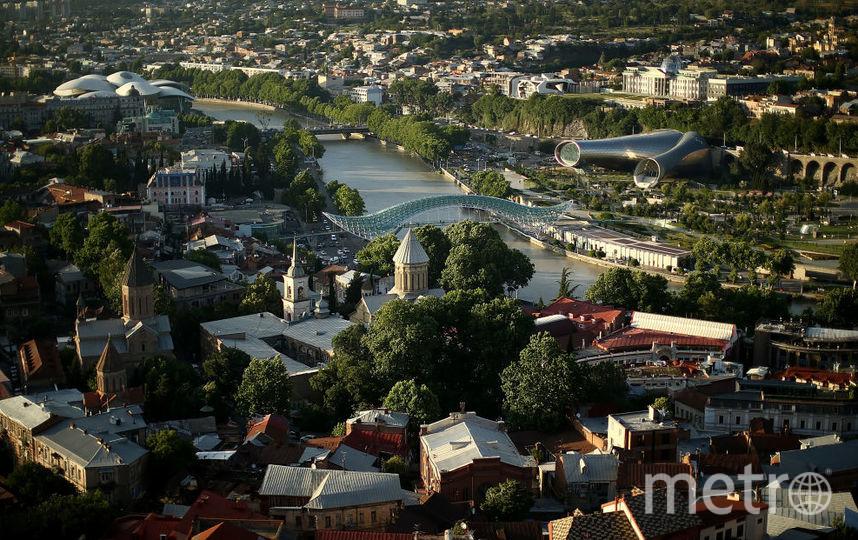 Грузия, архивное фото. Фото Getty