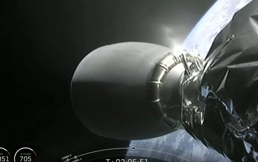 Falcon Heavy. Фото скриншот: youtube.com/watch?v=WxH4CAlhtiQ
