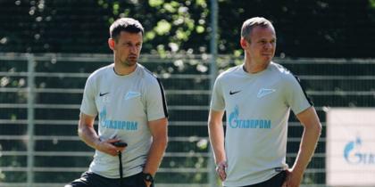 Александр Анюков вошёл в тренерский штаб