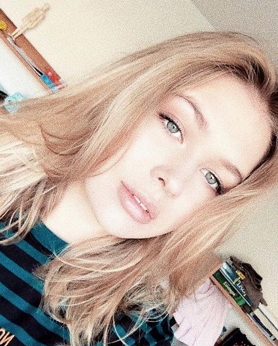 Соня Киперман, фотоархив. Фото скриншот https://www.instagram.com/sonyaxkiperman/