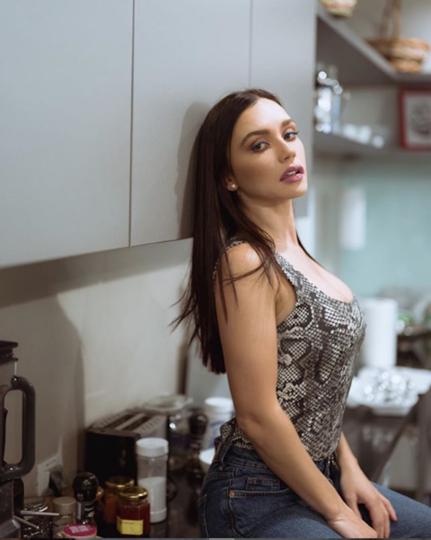 Ольга Серябкина. Фото Cкриншот Instagram/serebro_official