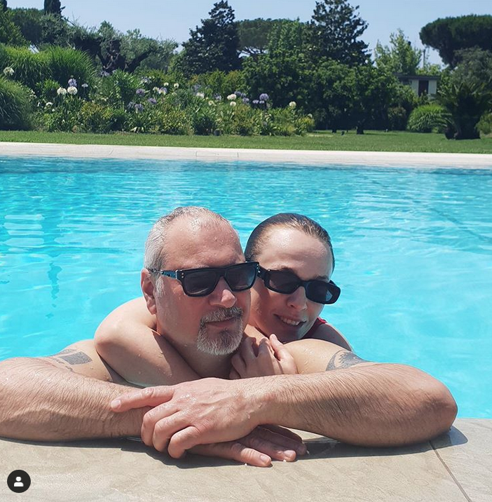 Альбина Джанабаева и Валерий Меладзе. Фото Скриншот Instagram: @albinadzhanabaeva