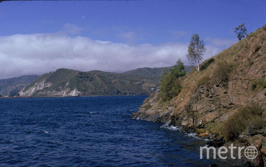 Озеро Байкал, Сибирь. Фото Getty