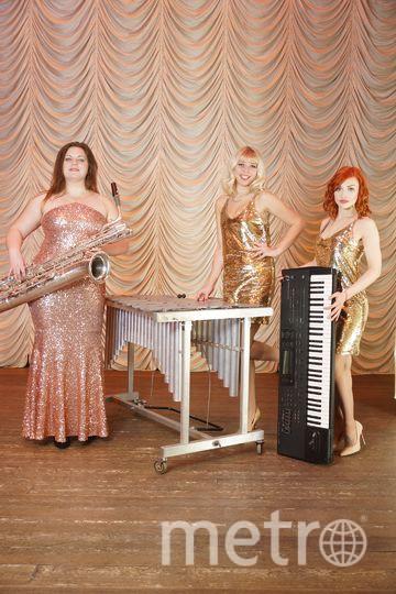 В состав оркестра «Мисс Джаз» входят только девушки. Фото  vk.com/miss_jazz
