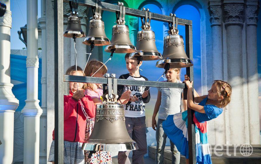 Гости научатся профессионально звонить в колокола. Фото предоставлено пресс-службой Синодального отдела по делам молодёжи