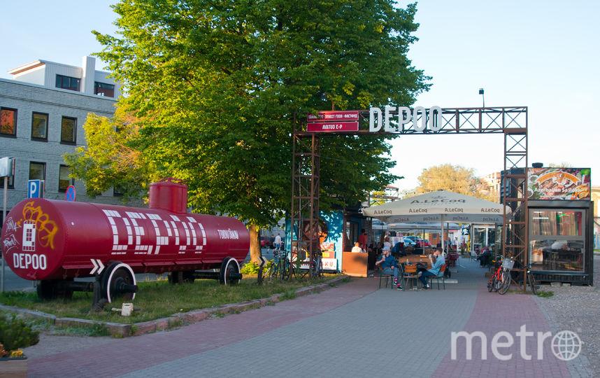 """Футкорт """"Депо"""". Фото Анны Лутченковой, """"Metro"""""""
