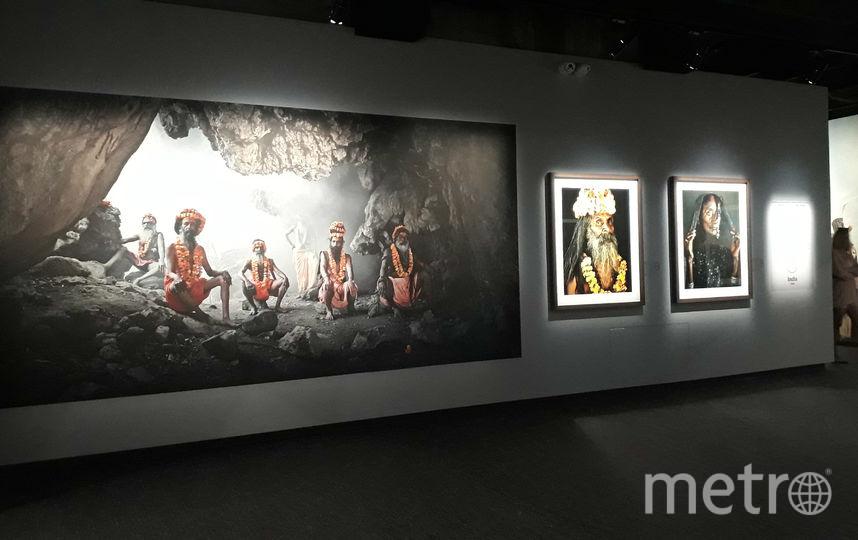 """Выставка Джимми Нельсона """"Дань человечеству"""". Фото Анны Лутченковой, """"Metro"""""""
