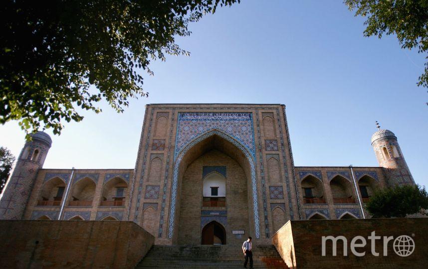 Узбекистан. Фото Getty