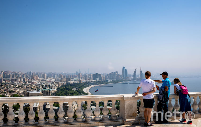 Азербайджан. Фото Getty