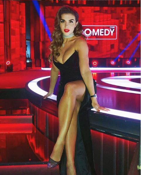 Скриншот instagram.com/annasedokova/?hl=ru.