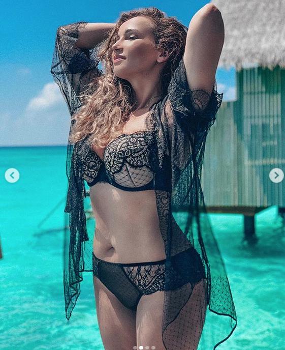 Анфиса Чехова, фотоархив. Фото скриншот https://www.instagram.com/achekhova/