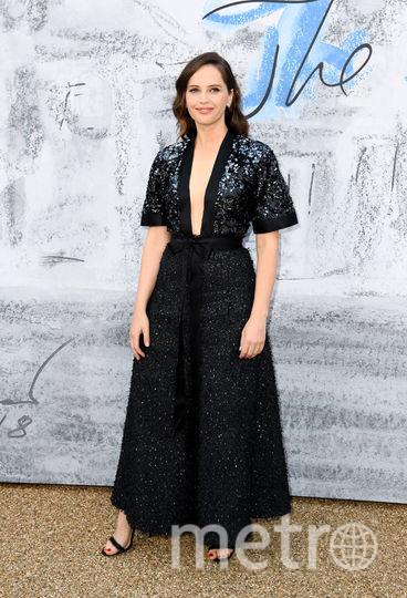 Актриса Фелисити Джонс. Фото Getty