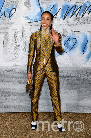 Певица FKA Twigs. Фото Getty