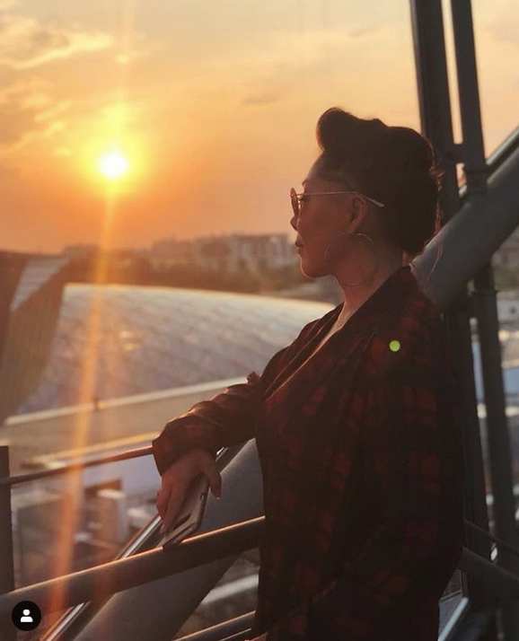 Анита Цой. Фото Скриншот Instagram: @anitatsoy