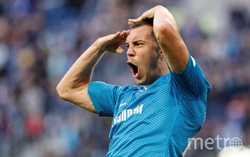 Артём Дзюба признан лучшим игроком сезона 2018-2019. Фото Getty