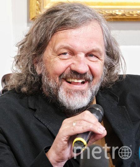 """Эмир Кустурица. Фото Алена Бобрович, """"Metro"""""""