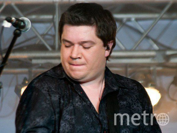"Илья Калинников. Фото https://t.me/breakingmash, ""Metro"""