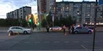 Каршеринговый авто сбил коляску с ребёнком в Петербурге
