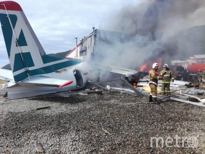 Фото с места трагедии. Фото sledcom.ru/