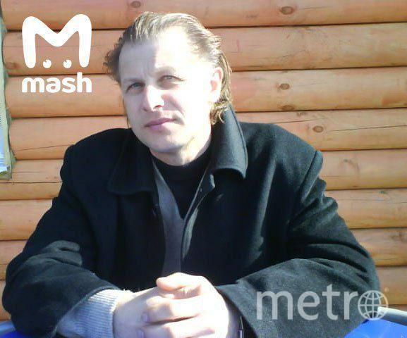 Погибший бортмеханик Олег Барданов. Фото Mash