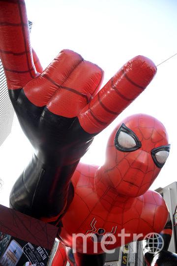 """Премьера """"Человека-паука"""" в Голливуде. Фото Getty"""