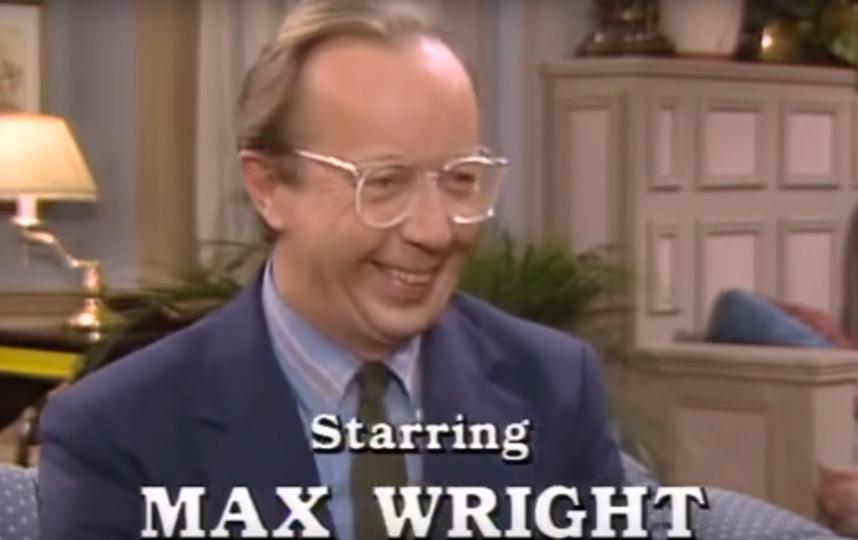 Макс Райт. Фото Скриншот Youtube