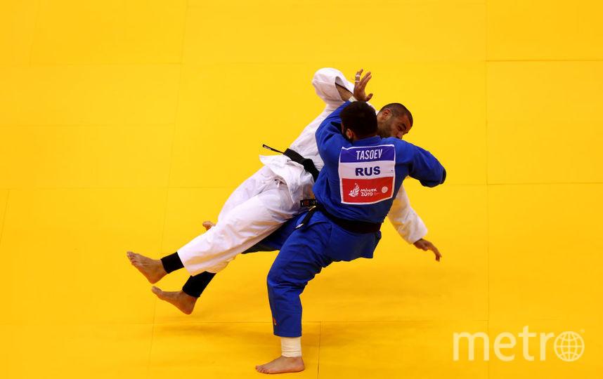 В программе Игр стран СНГ, помимо прочих боевых искусств, планируется дзюдо. Фото Getty