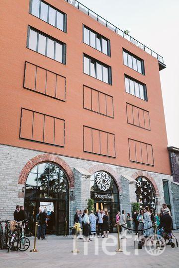 Открытие центра Fotografiska 19 июня. Фото Предоставлено организаторами