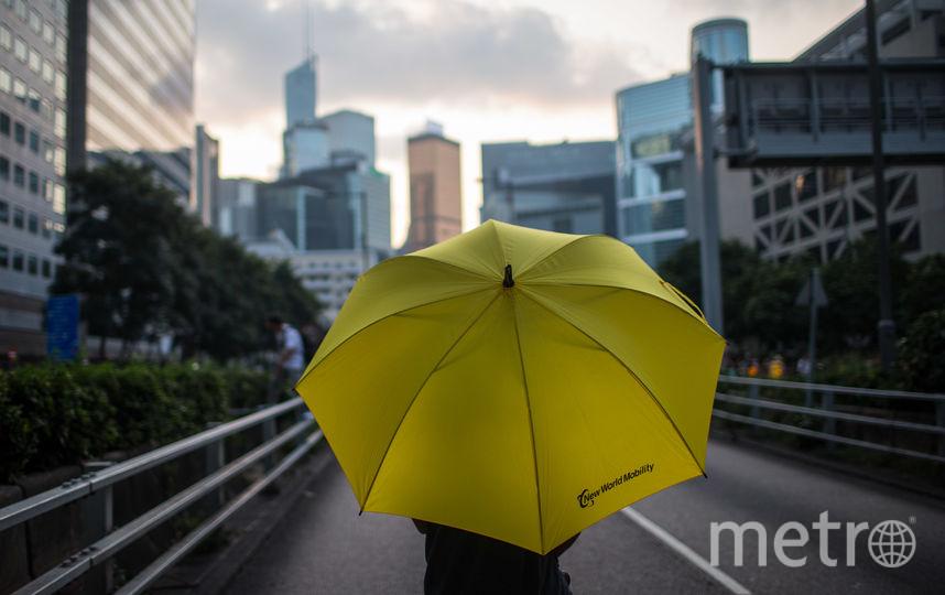 Зонт. Фото Getty