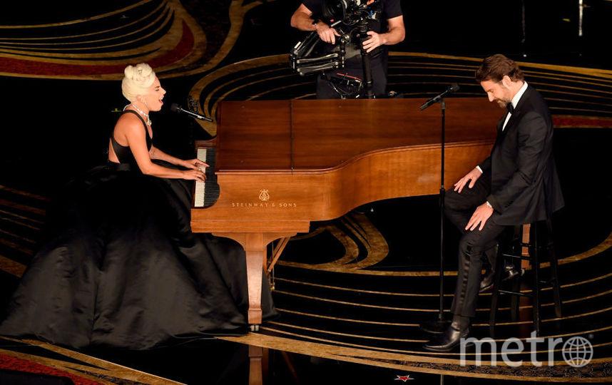 """Выступление Леди Гаги и Брэдли Купера на """"Оскаре-2019"""". Фото Getty"""