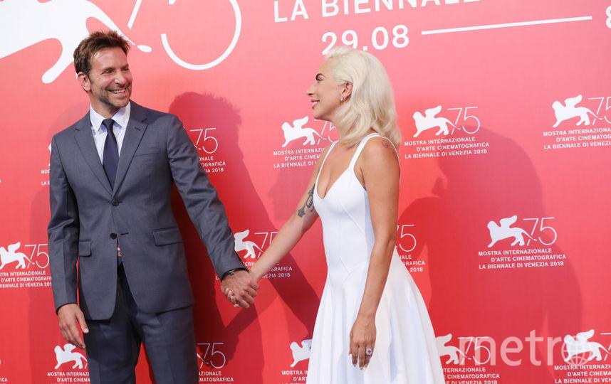 Леди Гага и Брэдли Купер. Фото Getty