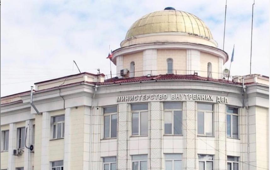 МВД по республике Тыва. Фото instagram.com/17.mvd.rf