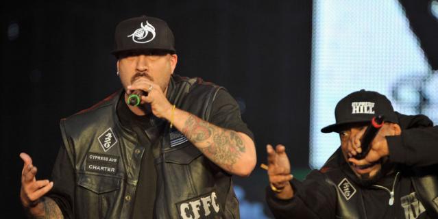 Концерт Cypress Hill состоится 3 июля.