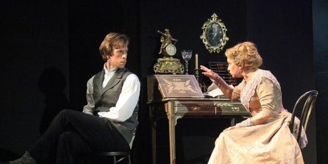 В Малом театре пройдут гастроли Санкт-Петербургского театра Комедии имени Акимова.