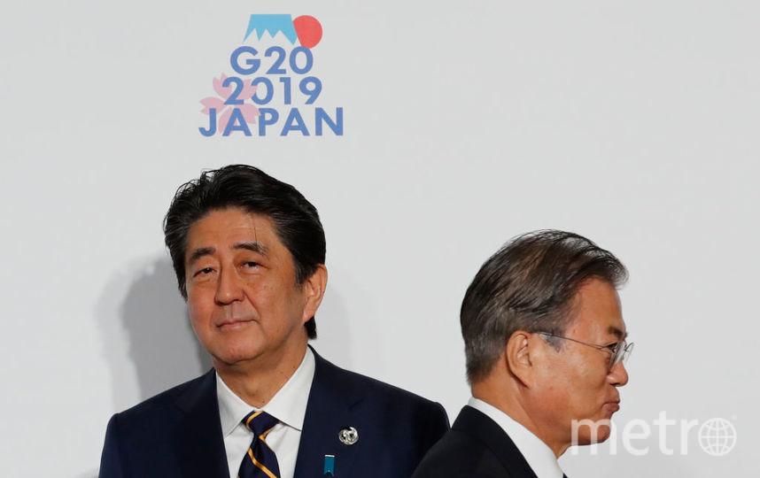 Церемония фотографирования на G20. Фото Getty