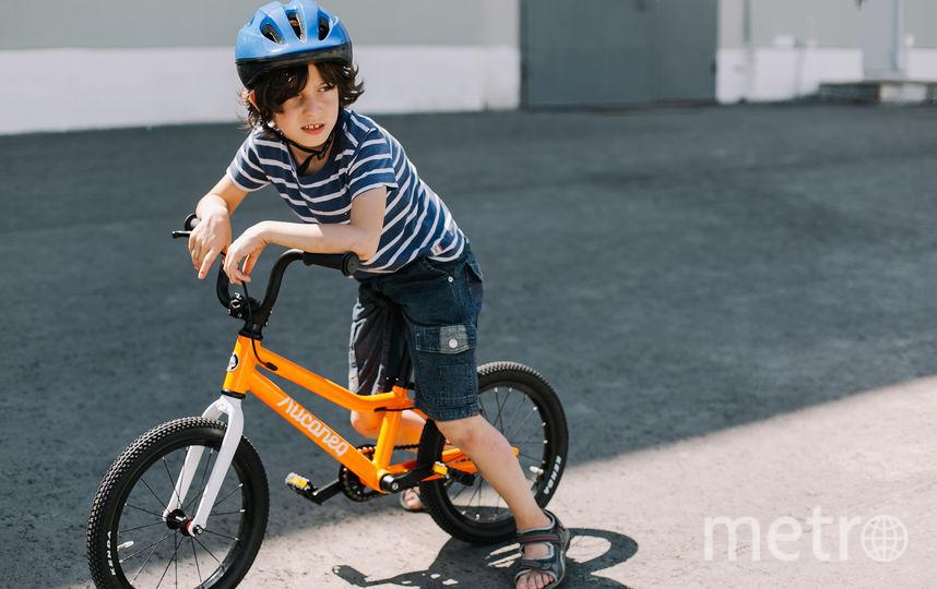 Учиться в Велошколе смогут как дети, так и взрослые – в разных группах. Фото Денис Каргаев и Сергей Никитин