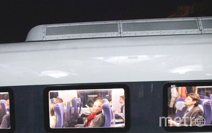 """Девять """"Сапсанов"""" сбились с пути из-за кражи кабеля. Фото """"Metro"""""""