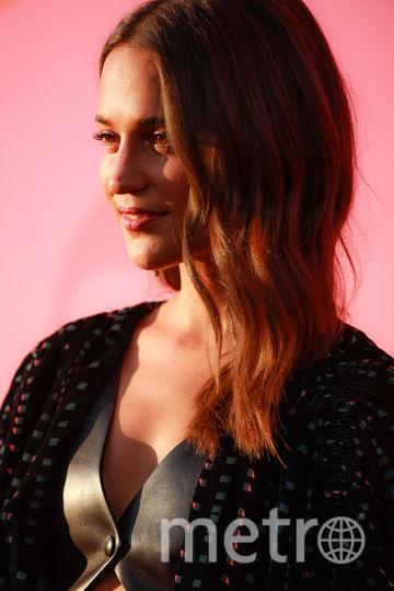 Актриса Алисия Викандер. Фото Getty