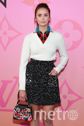 Актриса Нина Добрев. Фото Getty