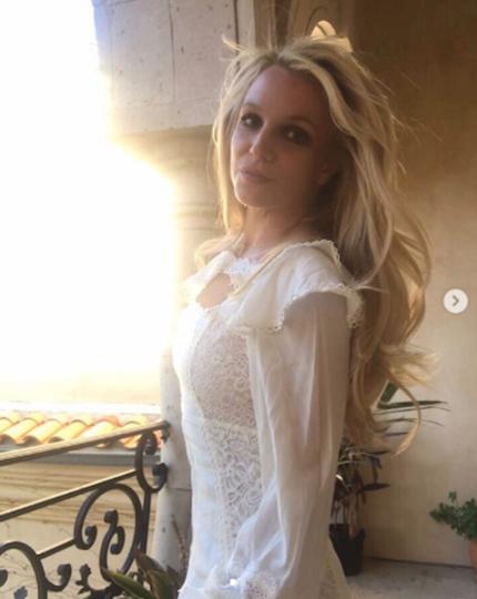 Бритни Спирс. Фото www.instagram.com/britneyspears