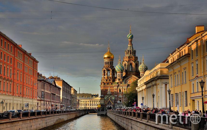 Санкт-Петербург. Фото pixabey