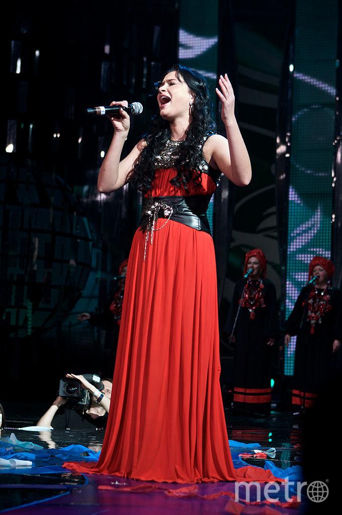 Анастасия Приходько. Фото Getty