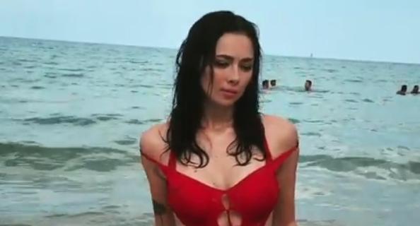 Настасья Самбурская, фотоархив.